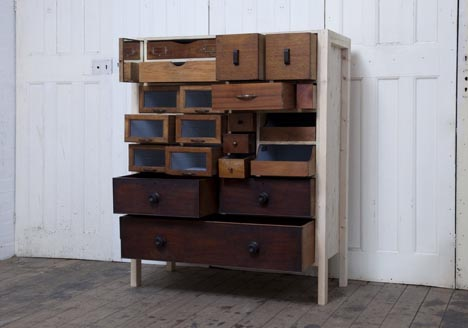 Reclaimed Wood Designs Luella London