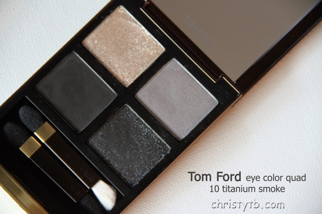 Tom Ford Nude Dip Eye Color Quad Review Photos Swatches