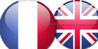 Prediksi Perancis vs Inggris