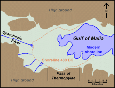 Thermopylae - Ancient Shoreline