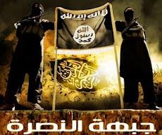 Ya Allah permudahkan lah jalan ku untuk bersama Jabhat al-Nusra.....