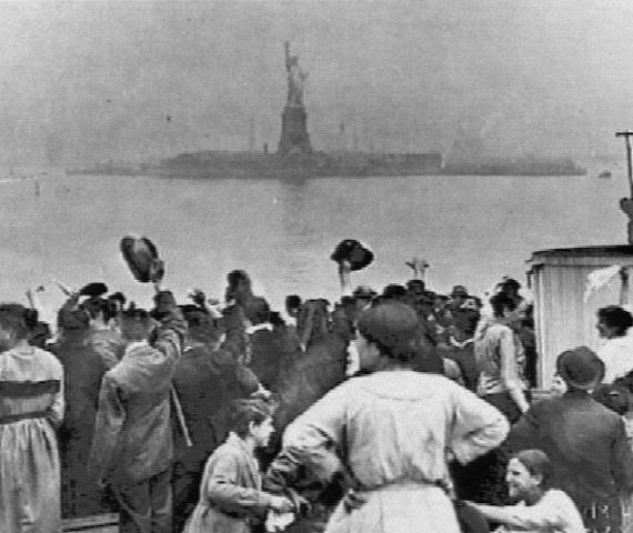 Emma Lazarus ellis island