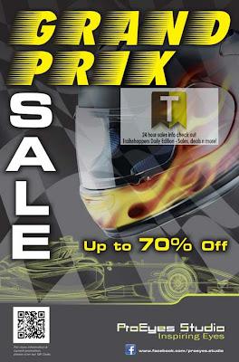 ProEyes Studio Grand Prix Sale