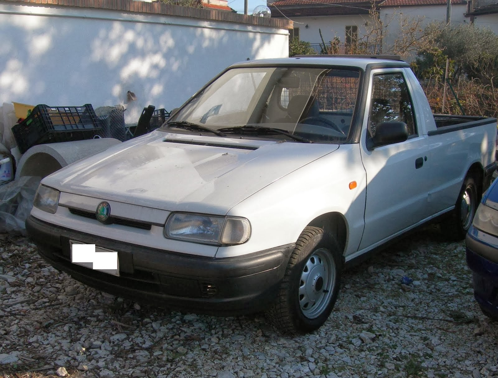 Skoda Pick Up 1.9 diesel cassonato