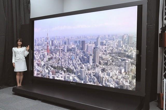 4K TV Super Crisp Panasonic 4K HD TV