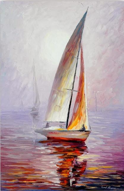 paisajes-marinos-pintados-con-espatula-al-oleo