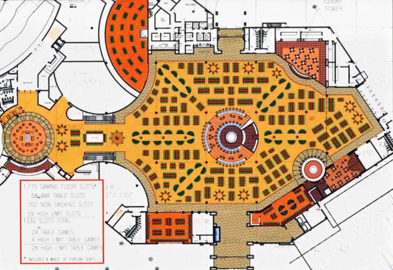 Map of casino choctaw beloxi casino