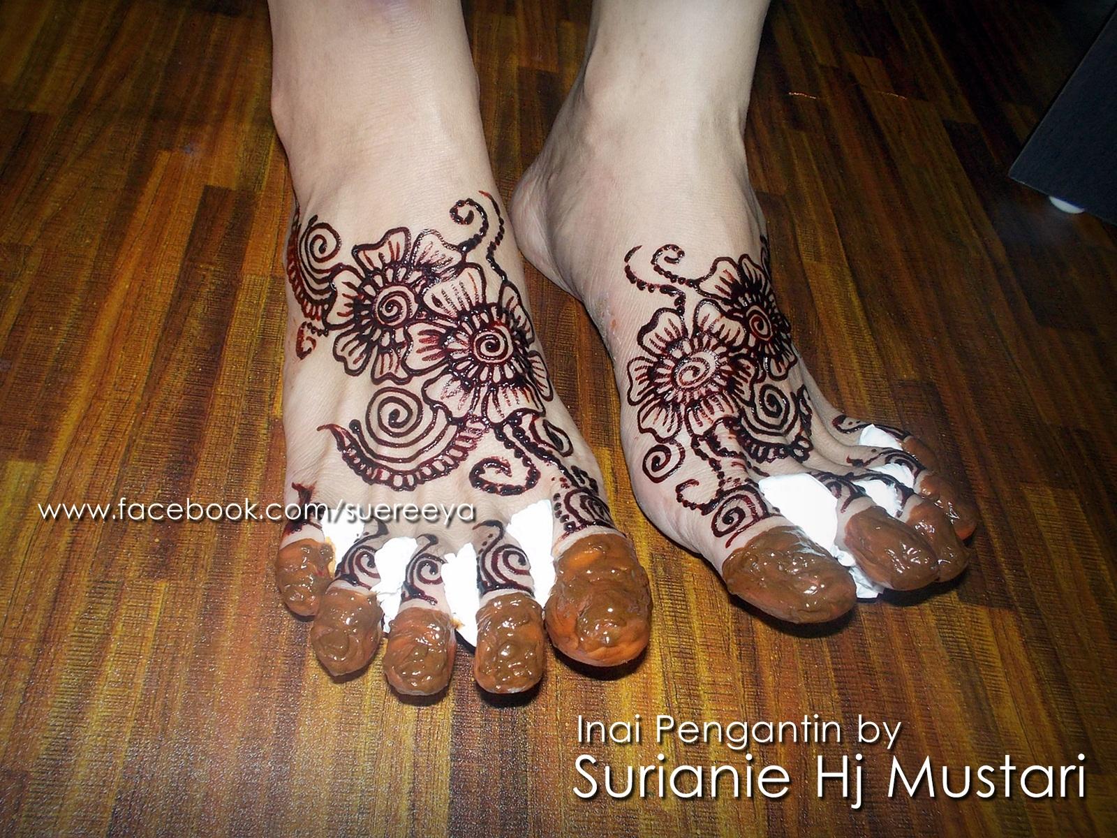 A HENNA ARTIST39S DIARY Inai Pengantin For Noorhamizah39s Sister At