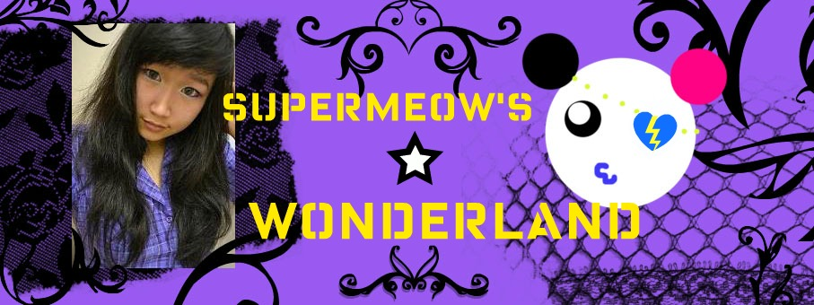 ☆ SuperMeow´s Wonderland ☆
