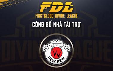 [PUBG] Tổng hợp kết quả ngày thi đấu thứ nhất hạng Master của FirstBlood Divine League: 'Bánh Mì PewPew trở thành nhà tài trợ của giải đấu'