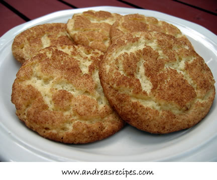 Eastwood's Eatery: Snickerdoodles