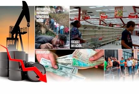 Golfredo Dávila: Venezuela atracada