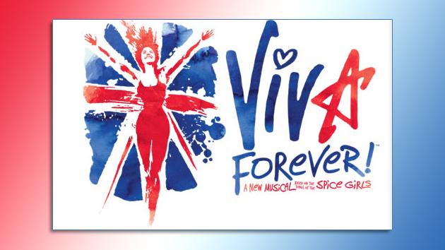 Spice Girls Viva Forever Logo