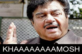 Shatrugan Sinha funny
