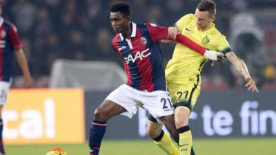 Spurs scouting midfielder Diawara