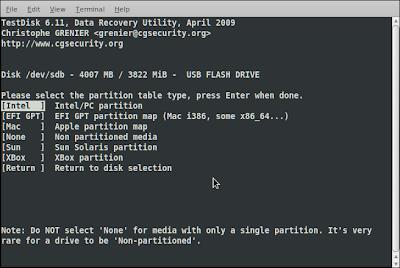 Cómo recuperar archivos desde Linux Ubuntu.
