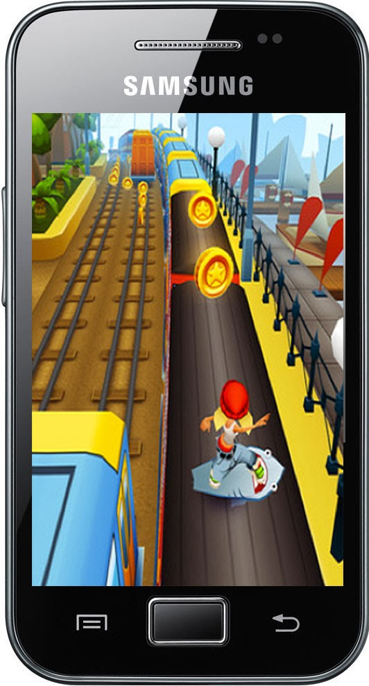 Download Subway Surfers For Samsung Galaxy Ace ! Play Smoothly