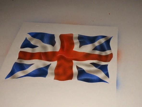 tuto effet 3d drapee photo(2) réa bysoairdisign flag,drapeau,drapée
