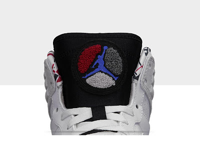 Air Jordan I Retro 93 Men's Shoe White, Style - Color # 580514-107