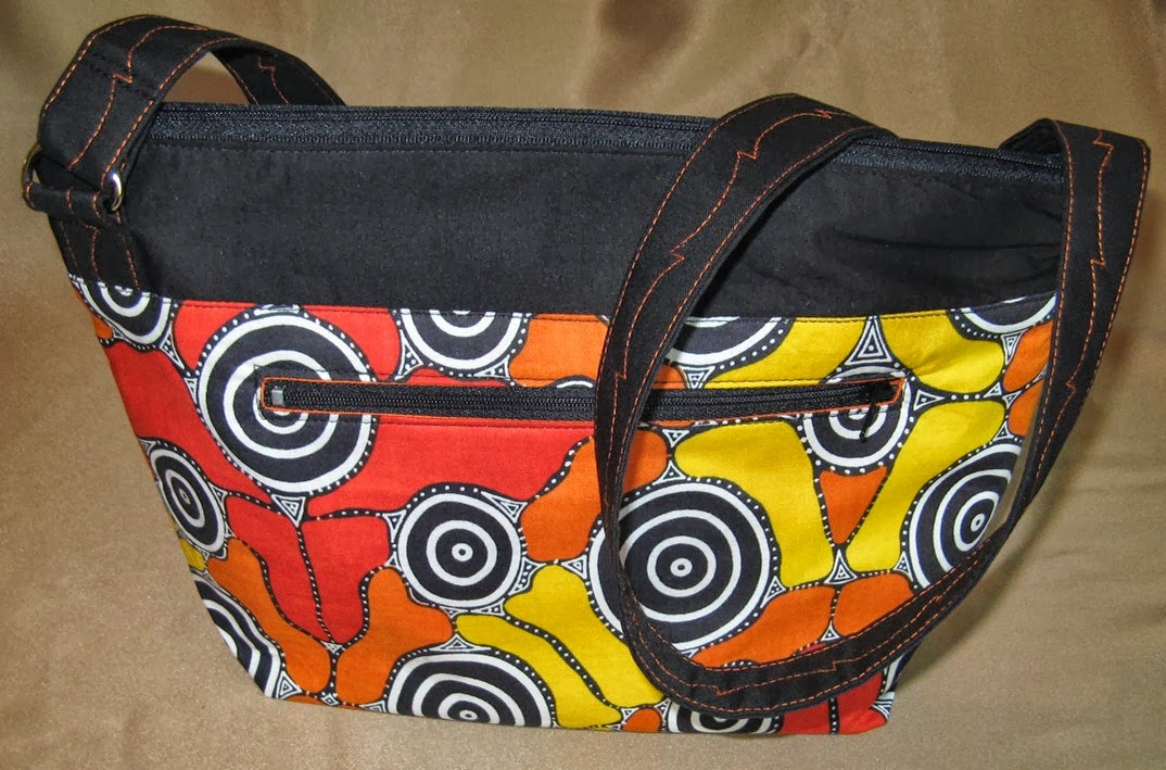 30 cm SHOULDER BAG $40