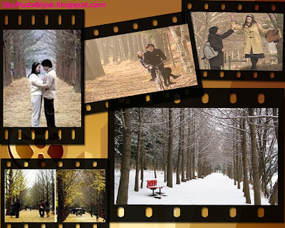 asian on air program nami island winter sonata