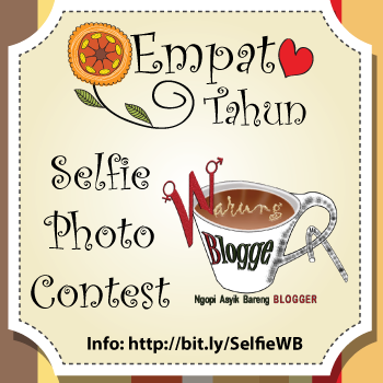 Banner WB Selfie Photo Contest