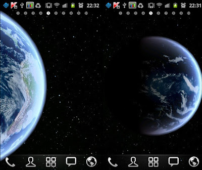 Earth HD Deluxe Edition 3.3.6 android screenshot