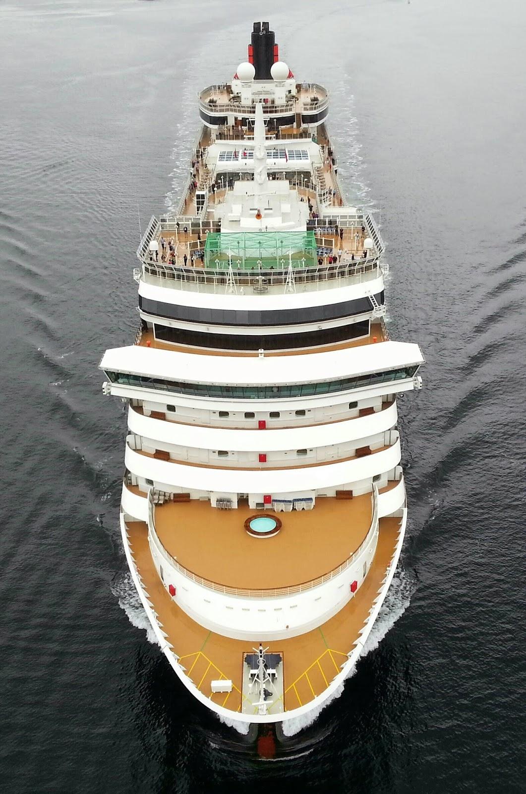 Queen Victoria - Tracking queen victoria cruise ship