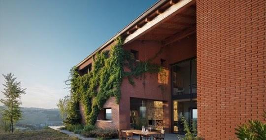 Moderna casa en la monta a ideas para decorar dise ar y - Disenar tu casa ...