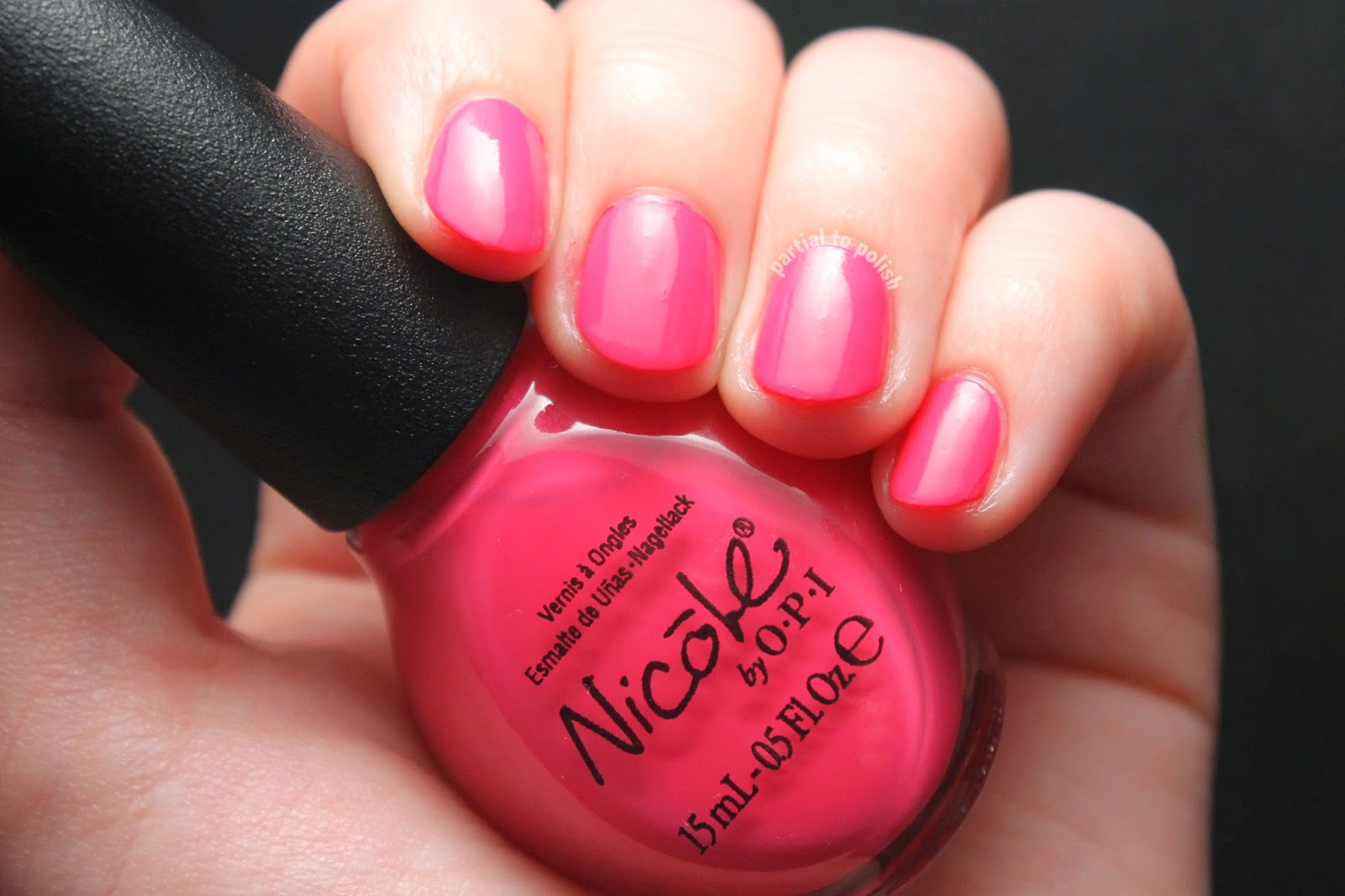 Nicole by OPI All Kendall-ed Up