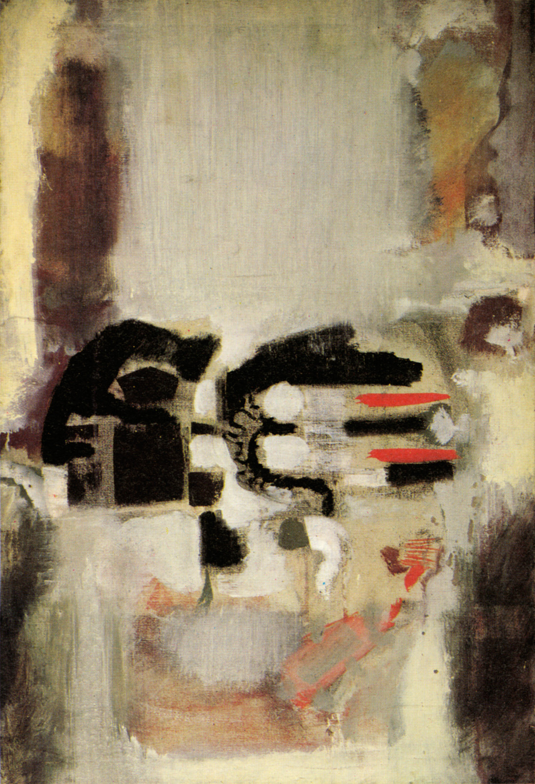 analysis mark rothko s 1938 painting subway scene Prior to 1940 rothko often painted deserted city environments, adopting an expressionistic style subway scene (1938) is one such painting it is the depiction of a.