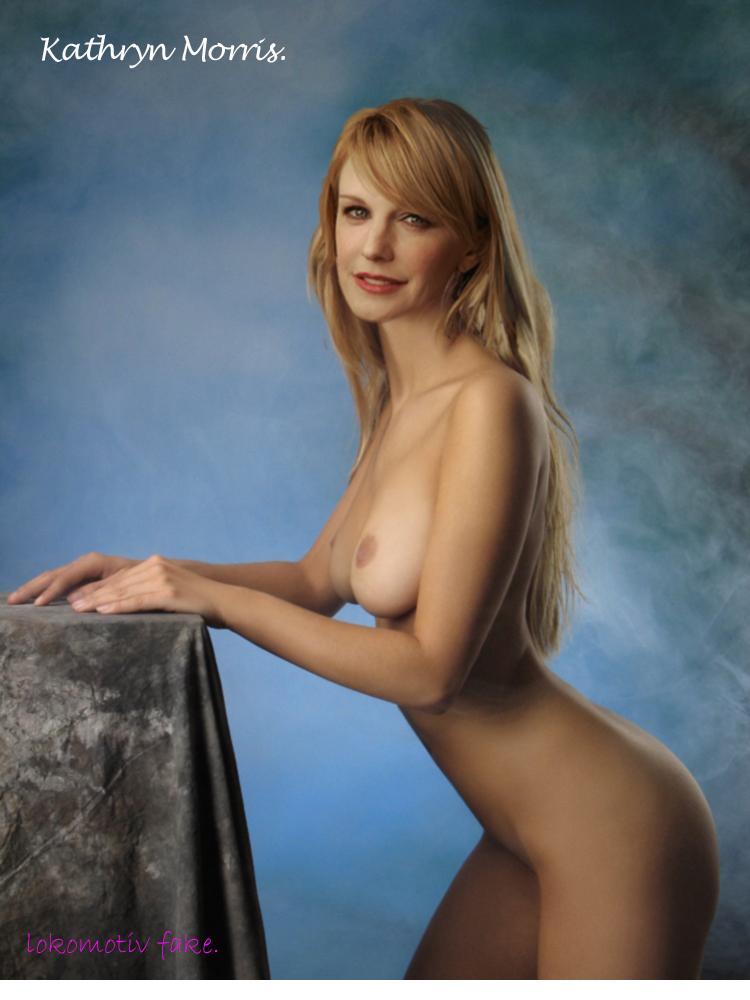 Kathryn Morris Nude Fakes