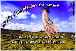 Feliz Cumpleaños Bonita