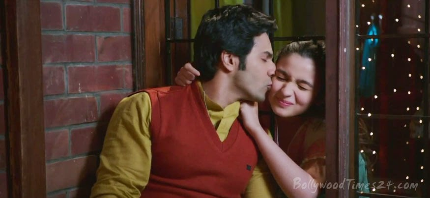Alia Bhatt and Varun Dhawan Hot kissing pics,sexy photos