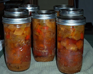 canning chicken