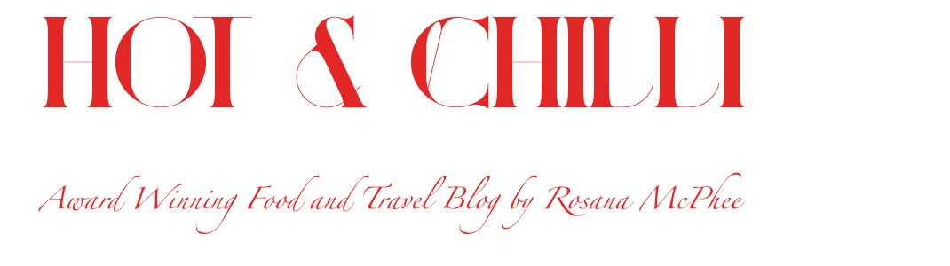 Hot & Chilli | London based luxury food and travel blog