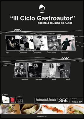 III Ciclo Gastroautor