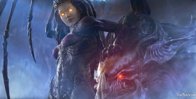 Trái Tim Của Swarm heyphim StarCraft II Heart of the Swarm