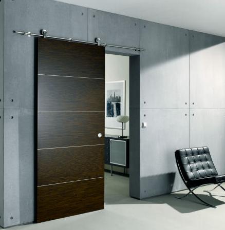 11 contoh pintu minimalis elegan terbaru 2015 gambar
