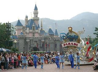 Paket Tour Murah ke Hongkong Disneyland Shenzhen