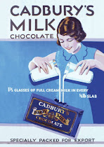 Vintage Chocolate Ads