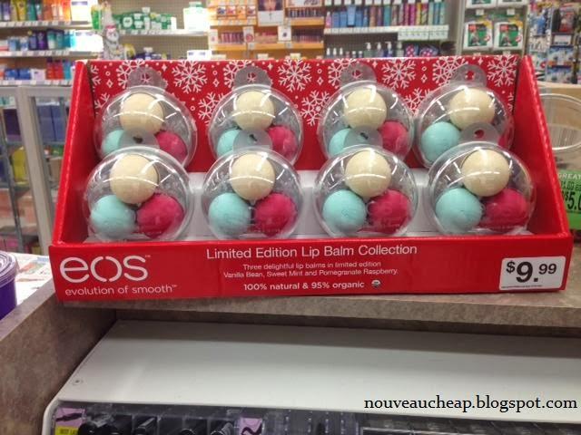 Holiday Lip Balm Flavors Eos Holiday 2013 Lip Balm