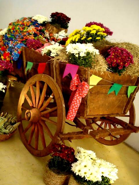 decoracao alternativa para festa junina:Mademoiselles : .: Idéias para Decoração de Festa Junina