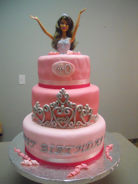 New Kids Cartoons: How to make barbie princess birthday ...