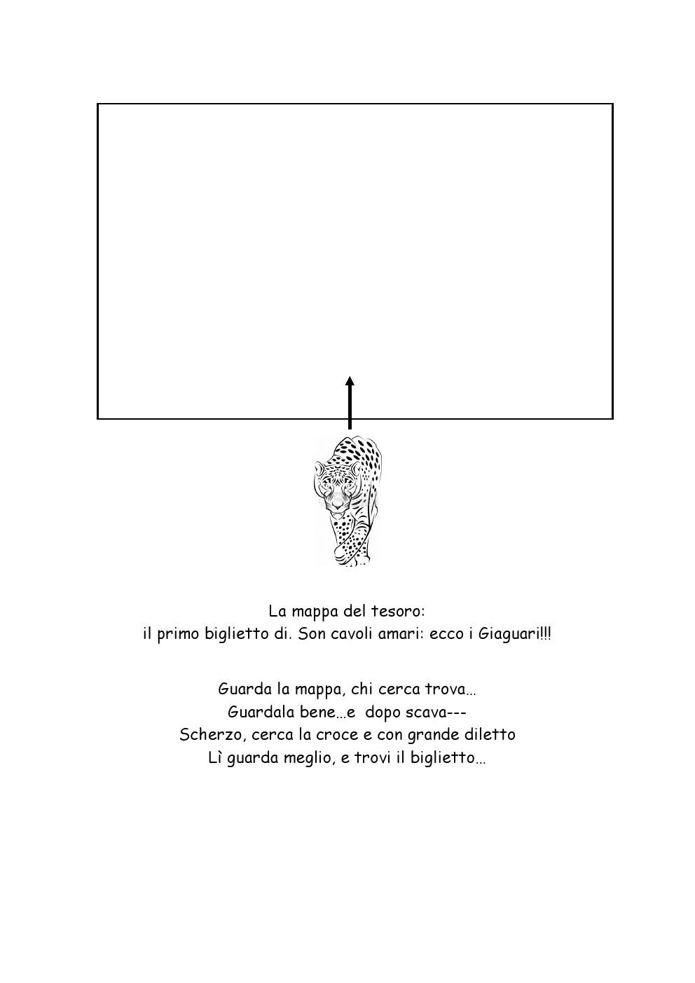 Preferenza La caccia al tesoro di Viola: Una caccia al tesoro in giardino  SG26