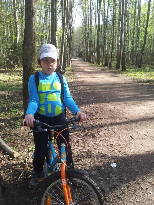 Где в Москве покататься на велосипеде? - Лоисный Остров