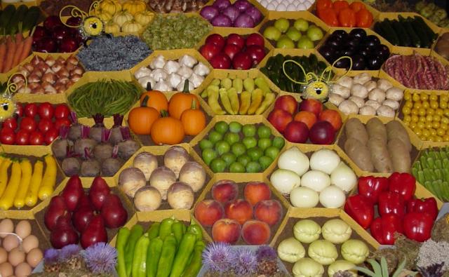 फलों और सब्जियों से पायें सुंदरता