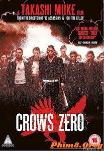 Bá Vương Học Đường 3 - Crows Zero 3 (2014)