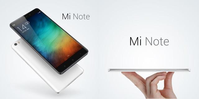 Xiaomi Mi Note - Preço, informações e especificações técnicas