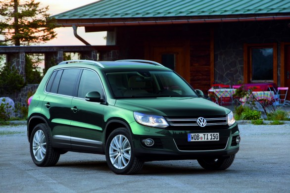 2012 volkswagen tiguan facelift design most popular car concept car new car used car. Black Bedroom Furniture Sets. Home Design Ideas
